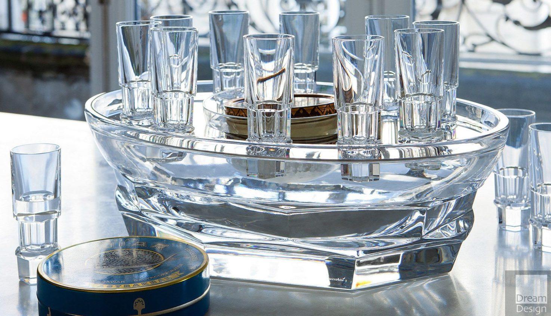 Baccarat Abysse Caviar Set