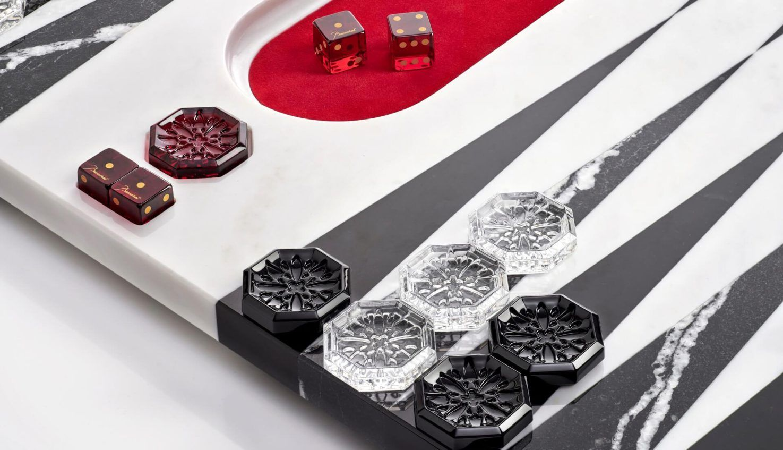 Baccarat Jeux Backgammon Game