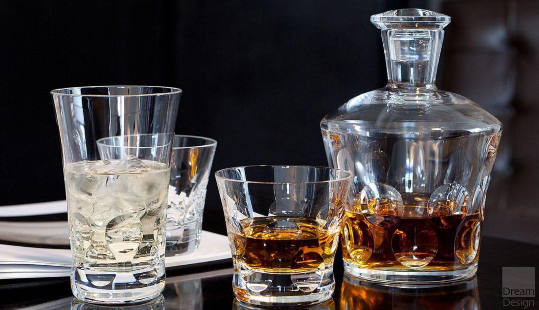 Baccarat Beluga Whiskey Decanter