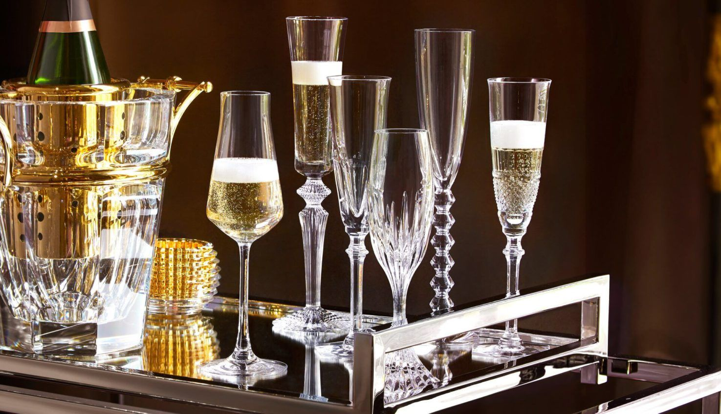 Baccarat Coffret Bubble Box