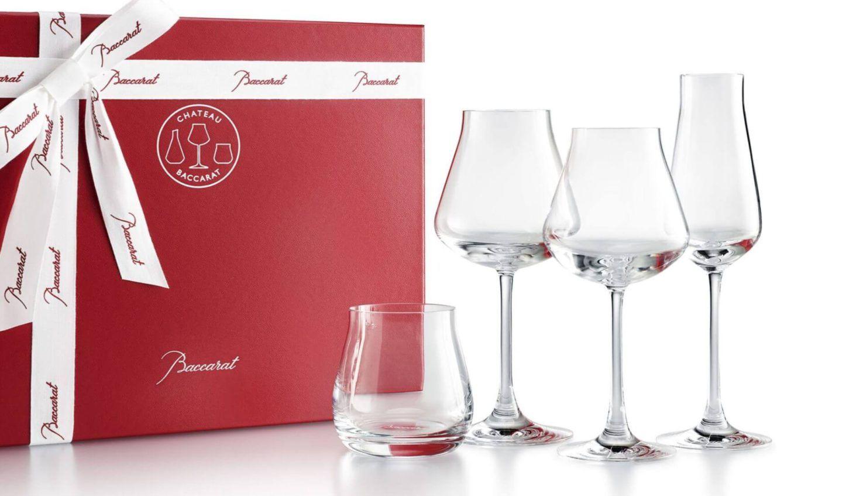 Baccarat Château Degustation Glass Set