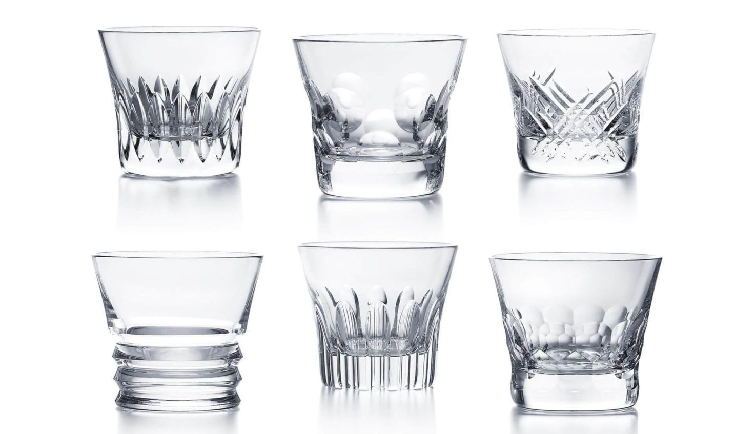 Baccarat Everyday Classic Glass Set