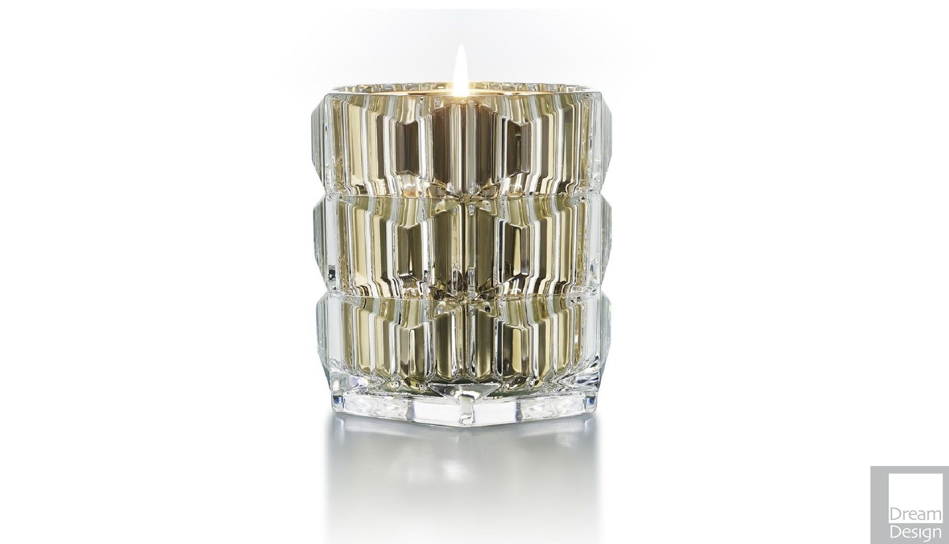 Baccarat Heritage Scented Candle