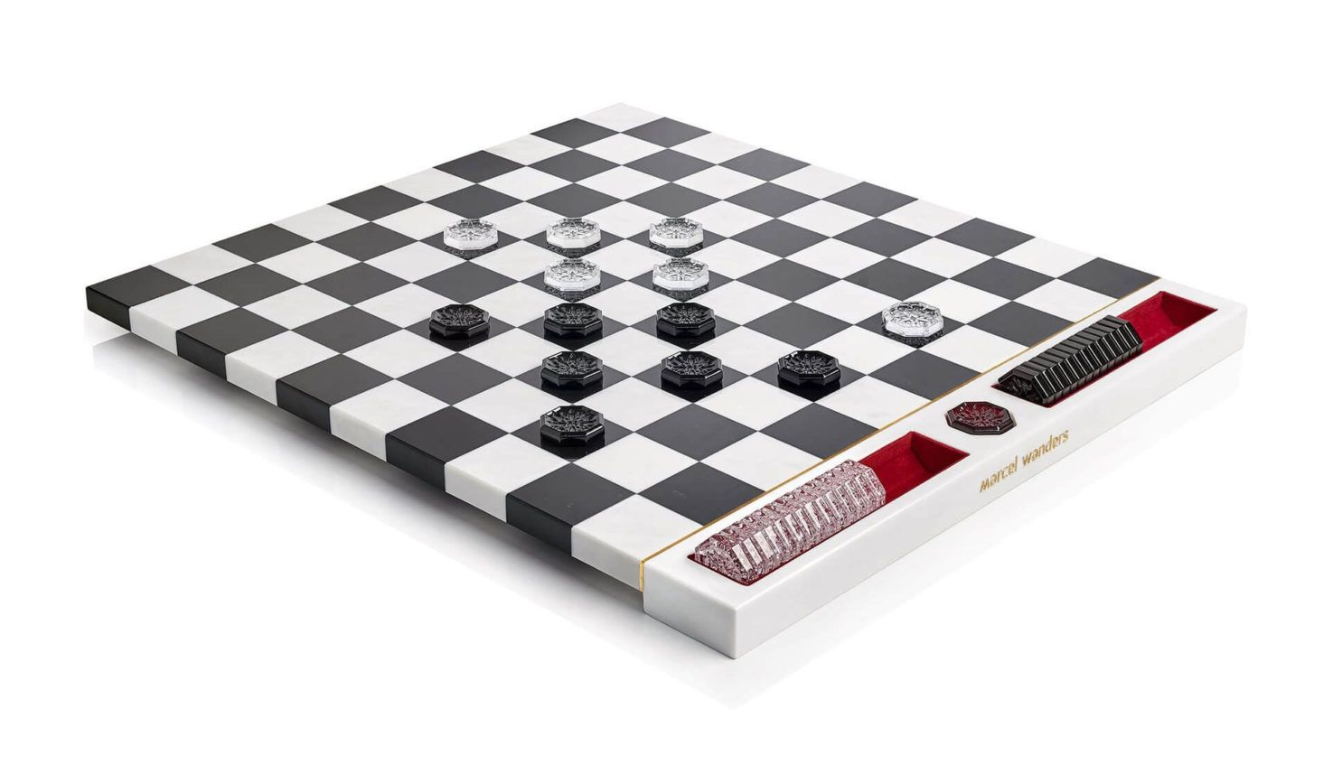 Baccarat Jeux Checkers Game