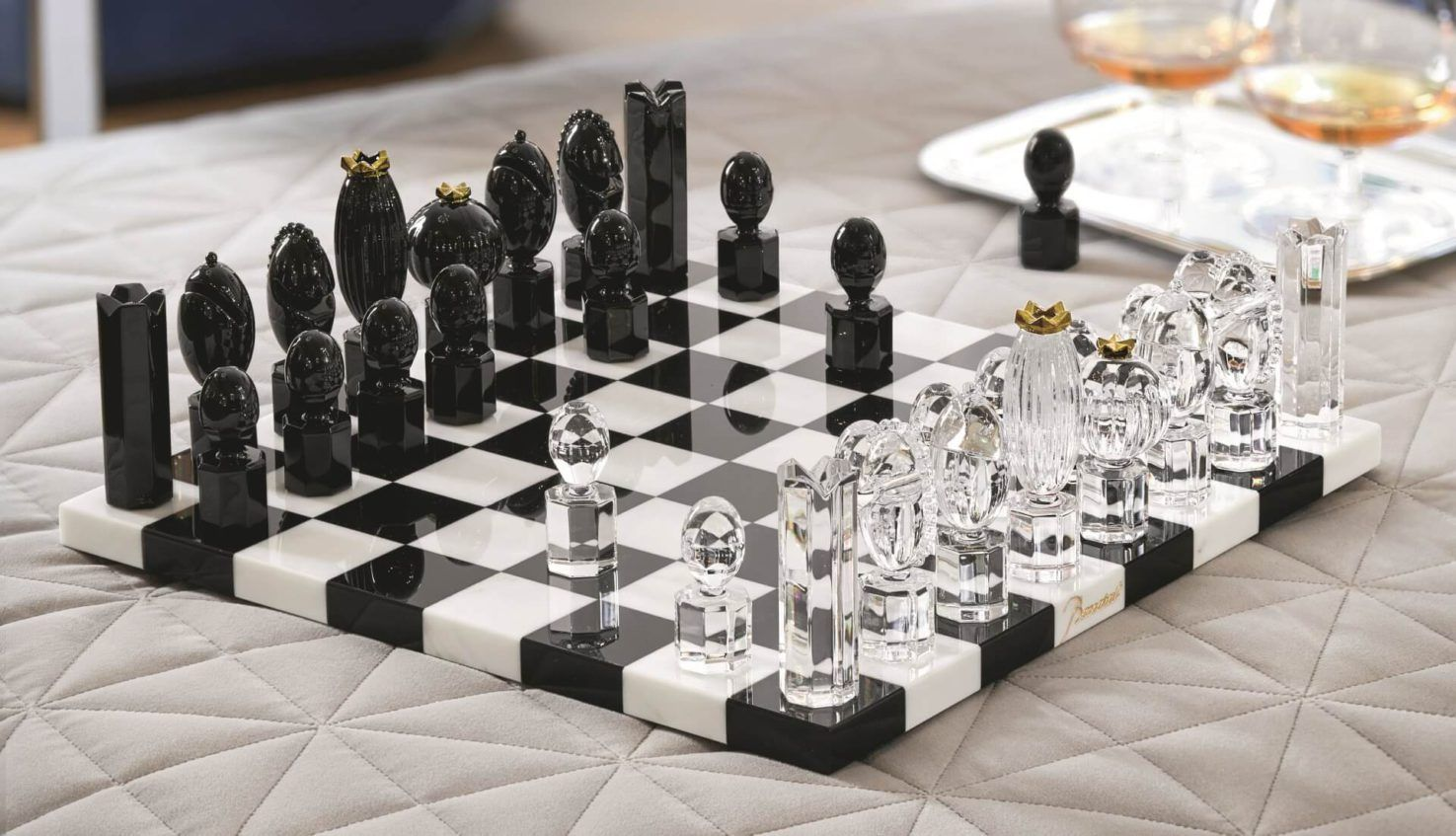 Jeux Crystal Chess Game