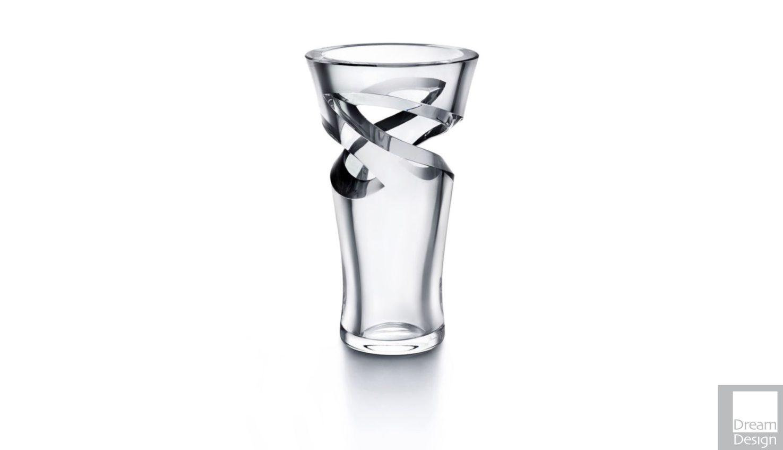 Baccarat Tornado Vase