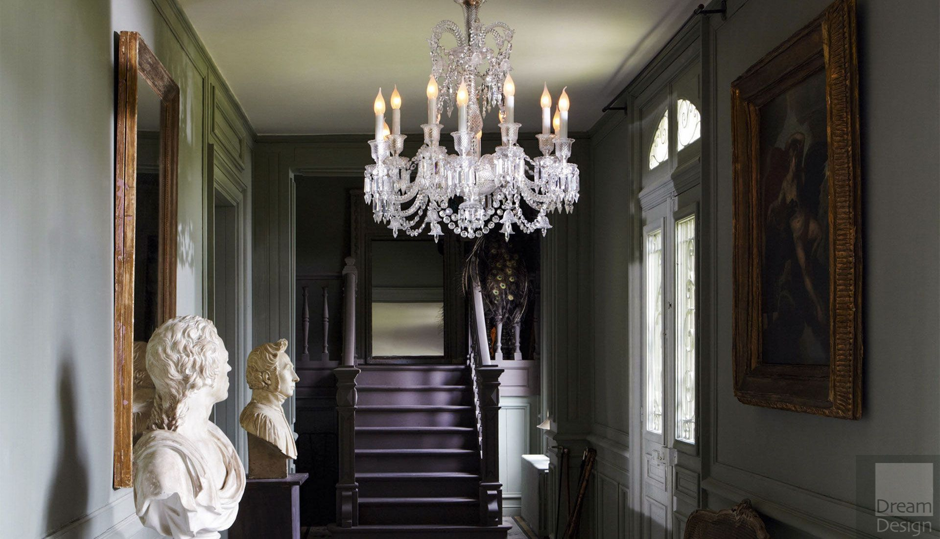 Baccarat Zenith Chandelier 12 Lights By Philippe Starck Everything But Ordinary