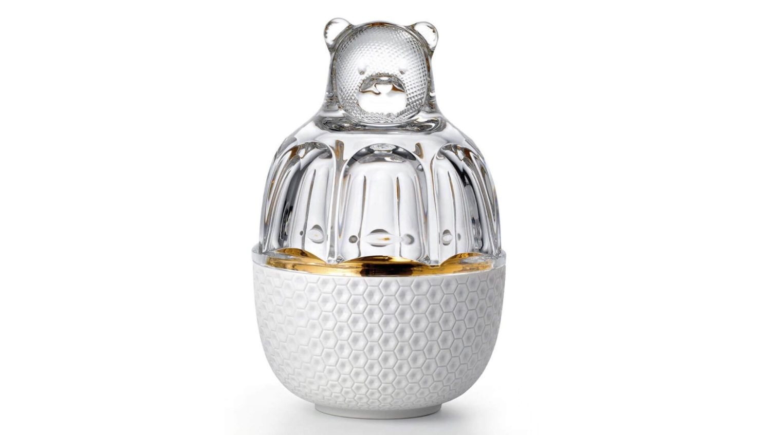 Baccarat Zoo Ornament