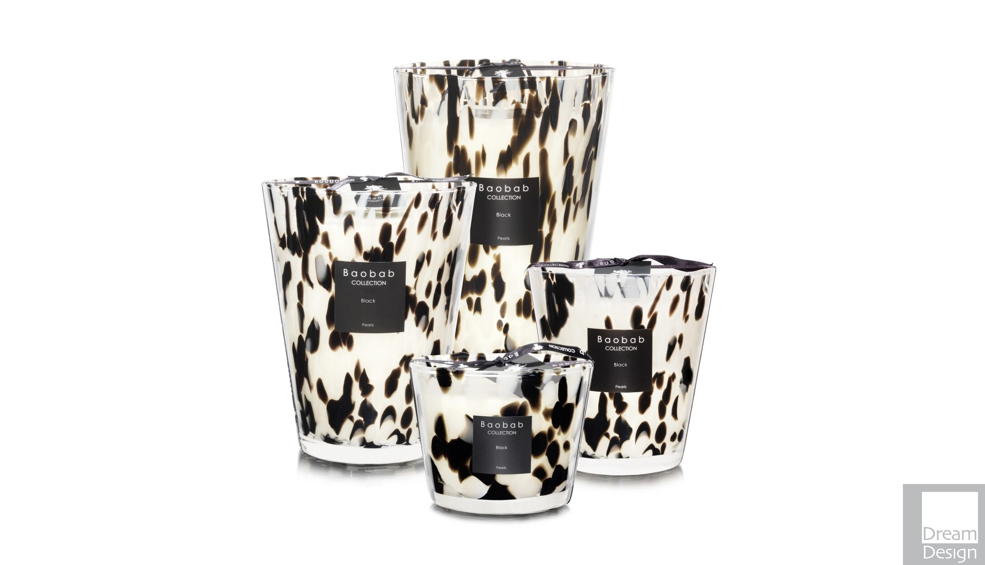 Baobab Pearls Scented Candle – Black Pearls