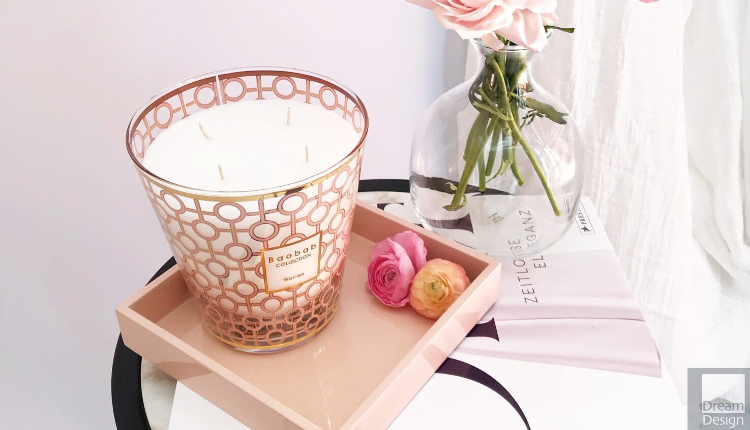 Baobab Women Scented Candle