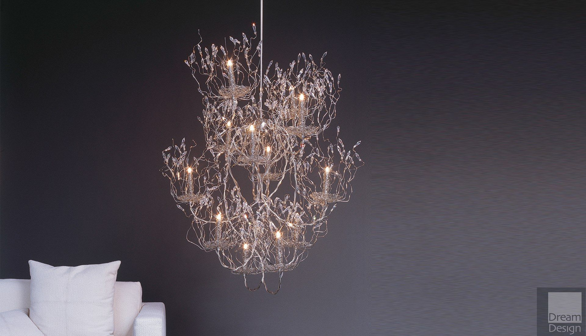 Brand van egmond candles and spirits round chandelier everything brand mozeypictures Choice Image