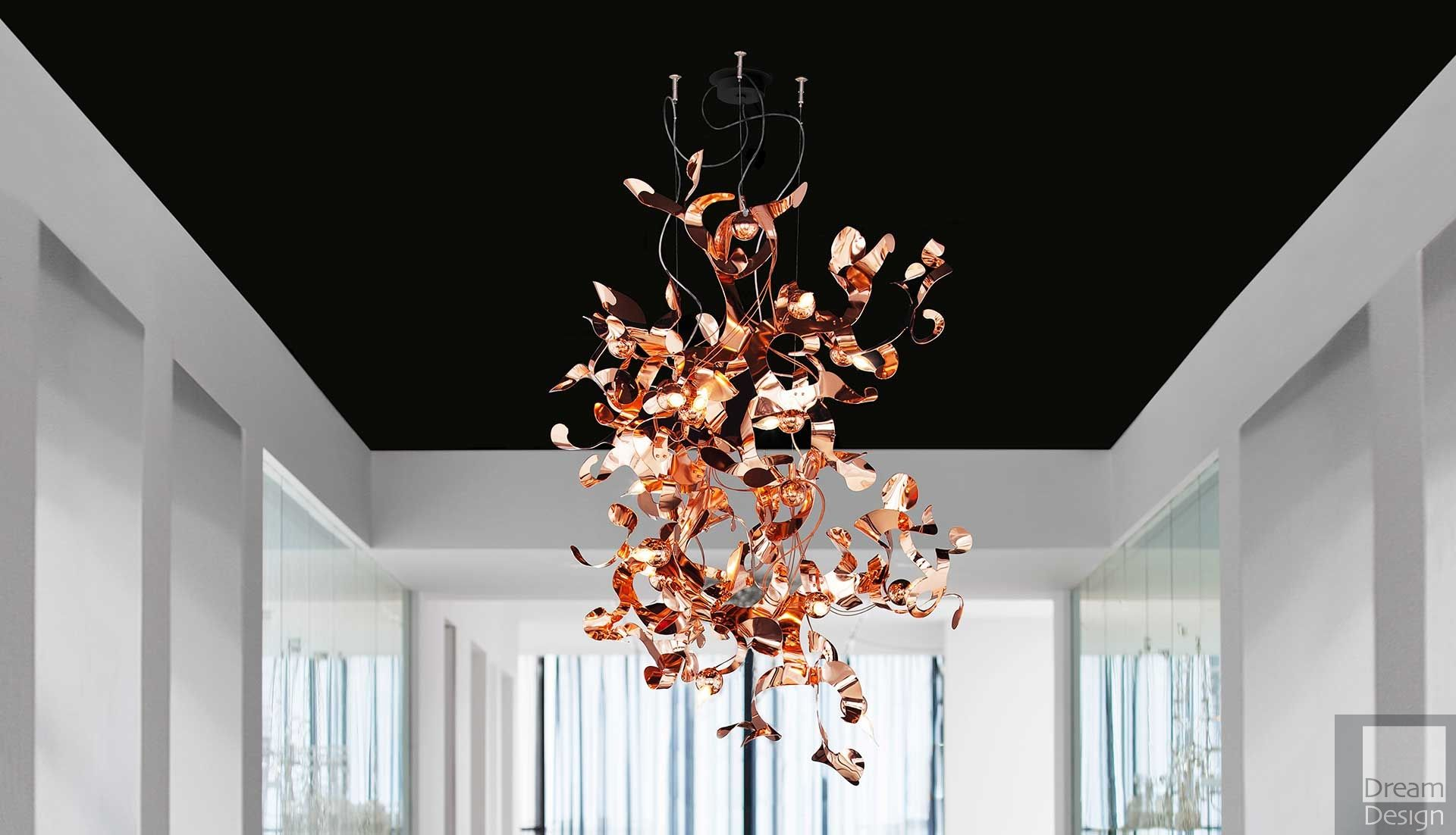 brand van egmond kelp pendant light everything but ordinary. Black Bedroom Furniture Sets. Home Design Ideas