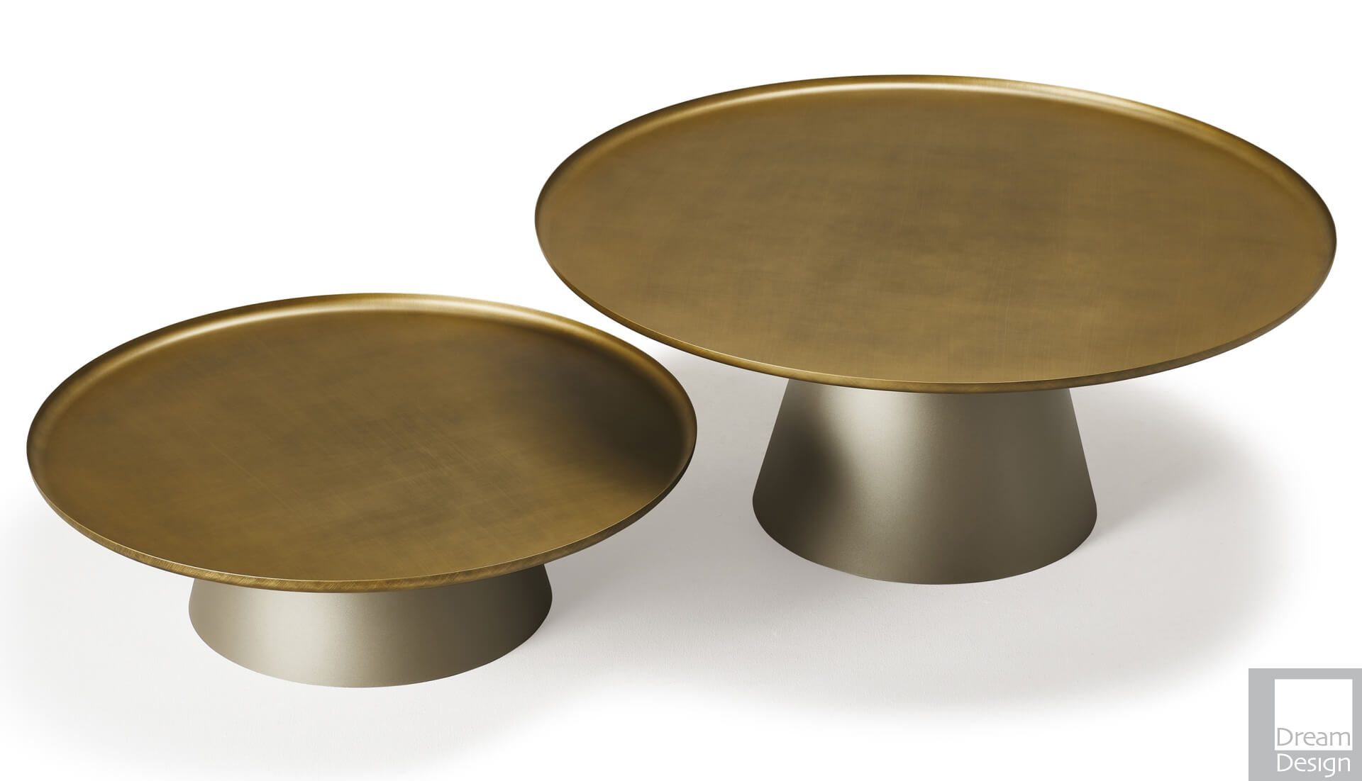 Cattelan Italia Amerigo Coffee Table