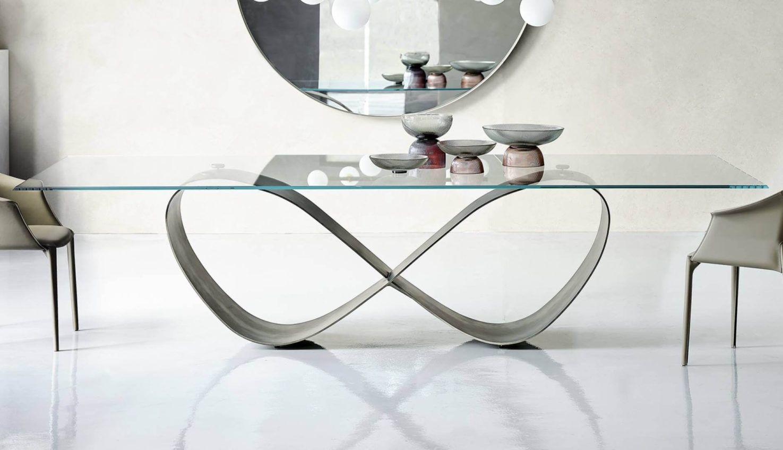 Cattelan Italia Butterfly Glass Table