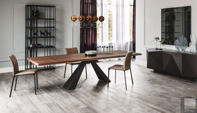 Cattelan Italia Eliot Wood Drive Table