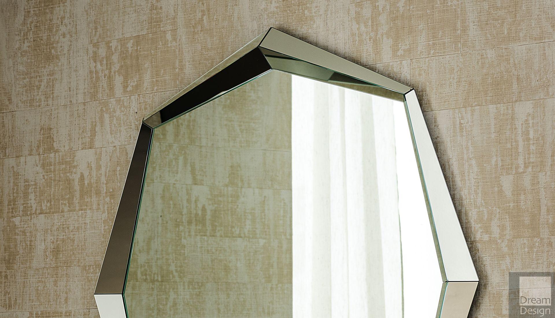 Cattelan Italia Emerald Mirror By Paolo Cattelan