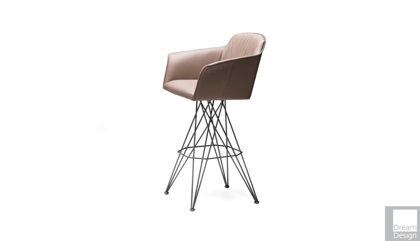 Cattelan Italia Flaminio Bar Stool
