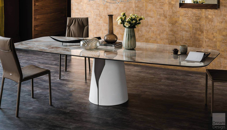 Cattelan Italia Giano Keramik Table