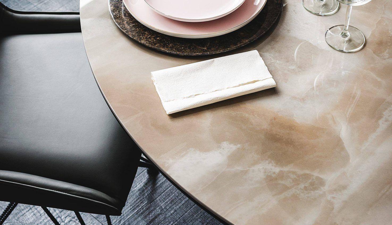 Cattelan Italia Giano Keramik Round Table