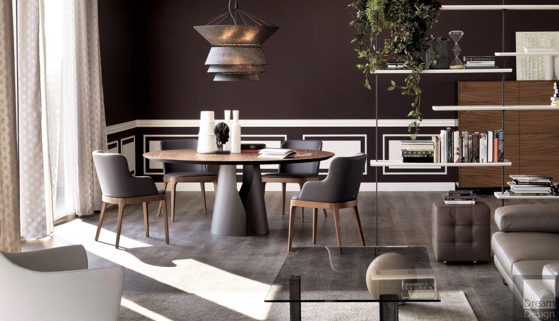 Cattelan Italia Giano Round Dining Table