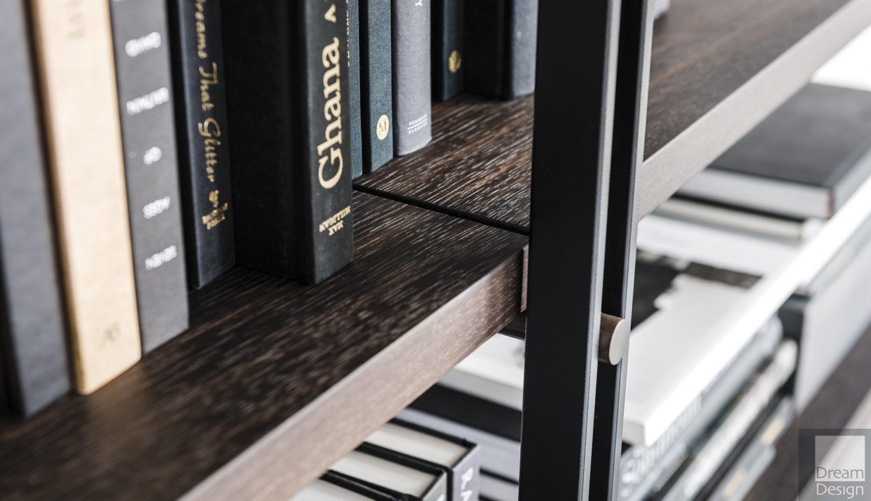 Cattelan Italia Hudson Book Shelving