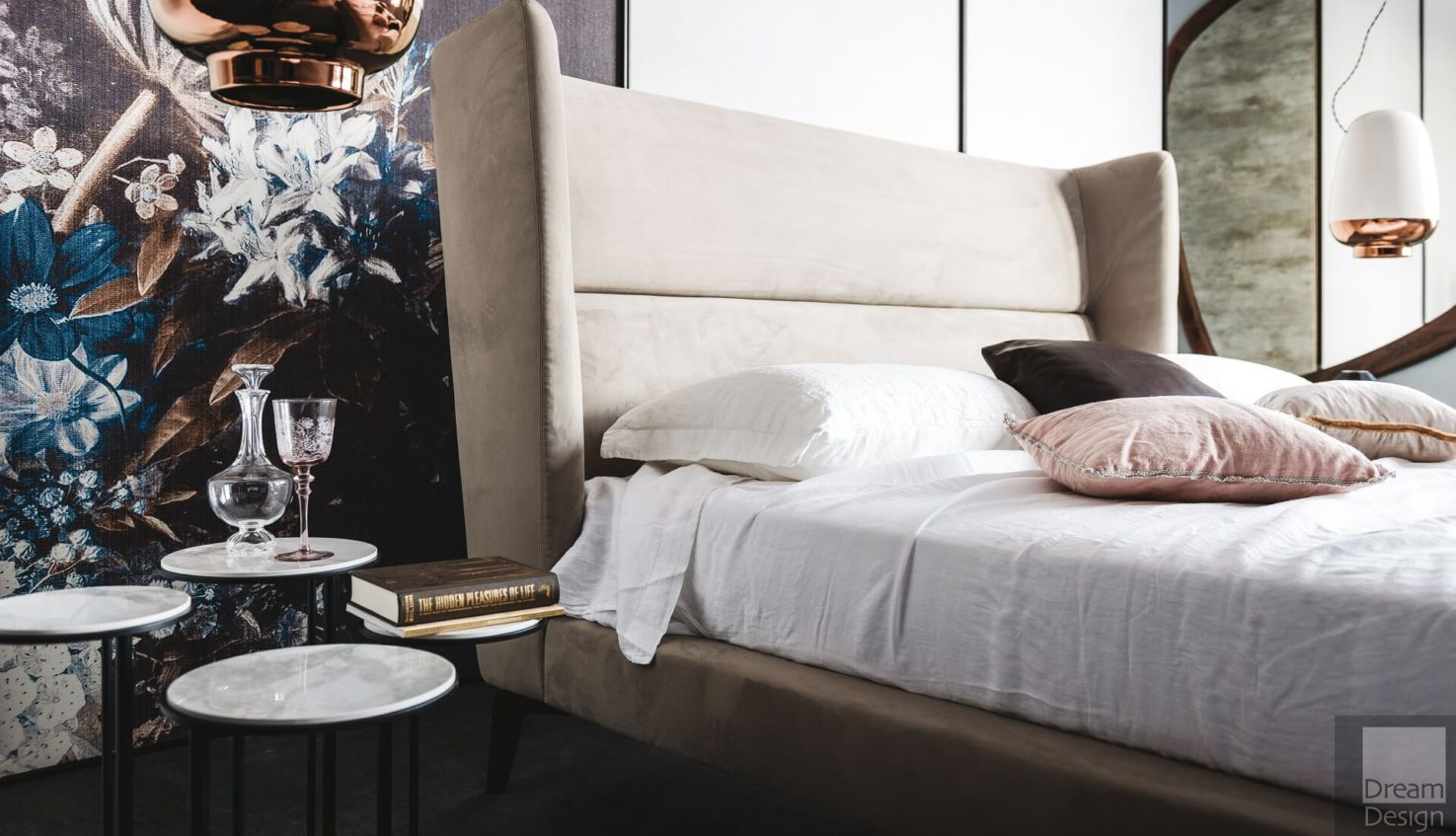 Cattelan Italia Ludovic Bed