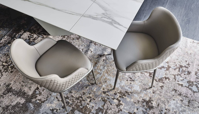 Cattelan Italia Magda ML Couture Armchair