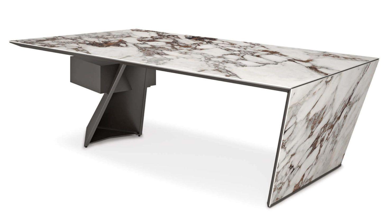 Cattelan Italia Nasdaq Keramik Desk