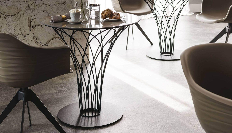 Cattelan Italia Nest Keramik Bistrot Table