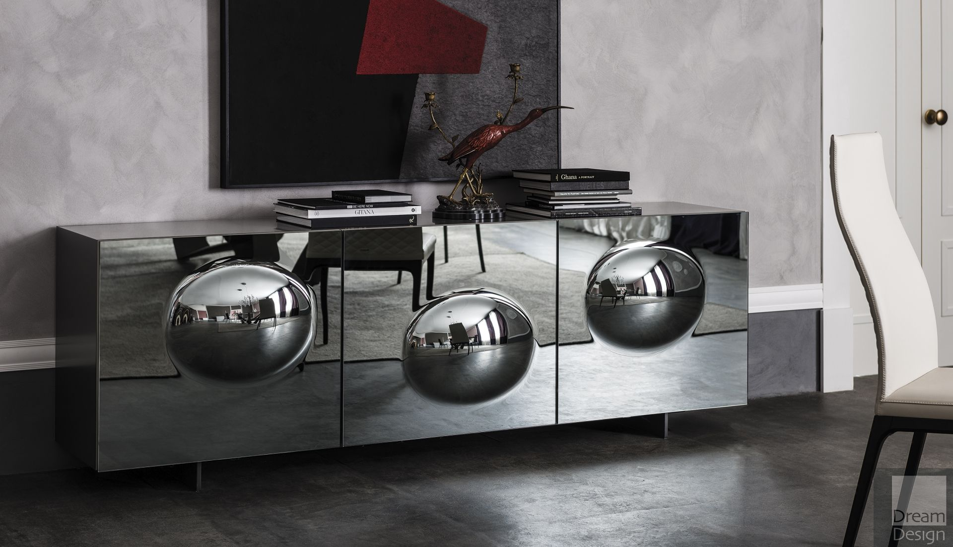 Cattelan Italia Paramount Sideboard By Andrea Lucatello Everything But Ordinary