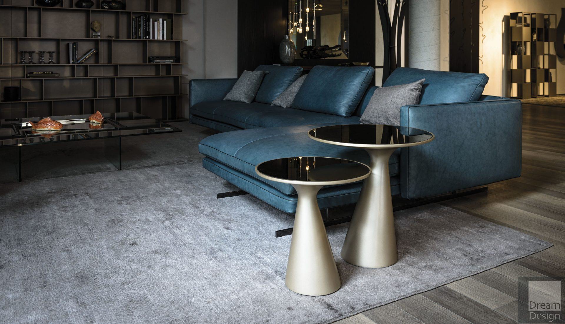 Cattelan Italia Peyote Side Table