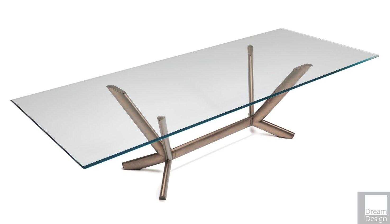 Cattelan Italia Planer Glass Table
