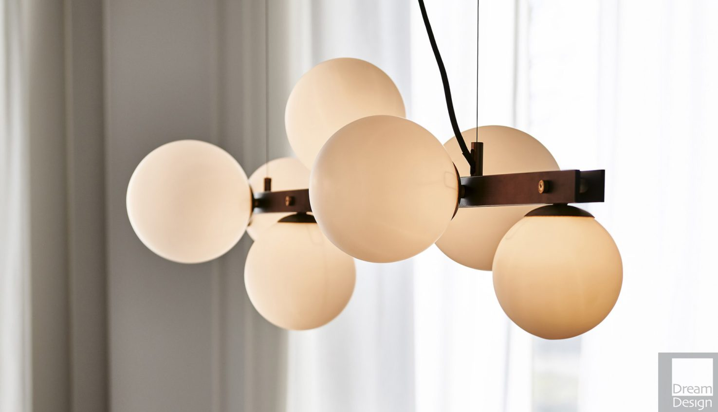 Cattelan Italia Planeta Ceiling Light