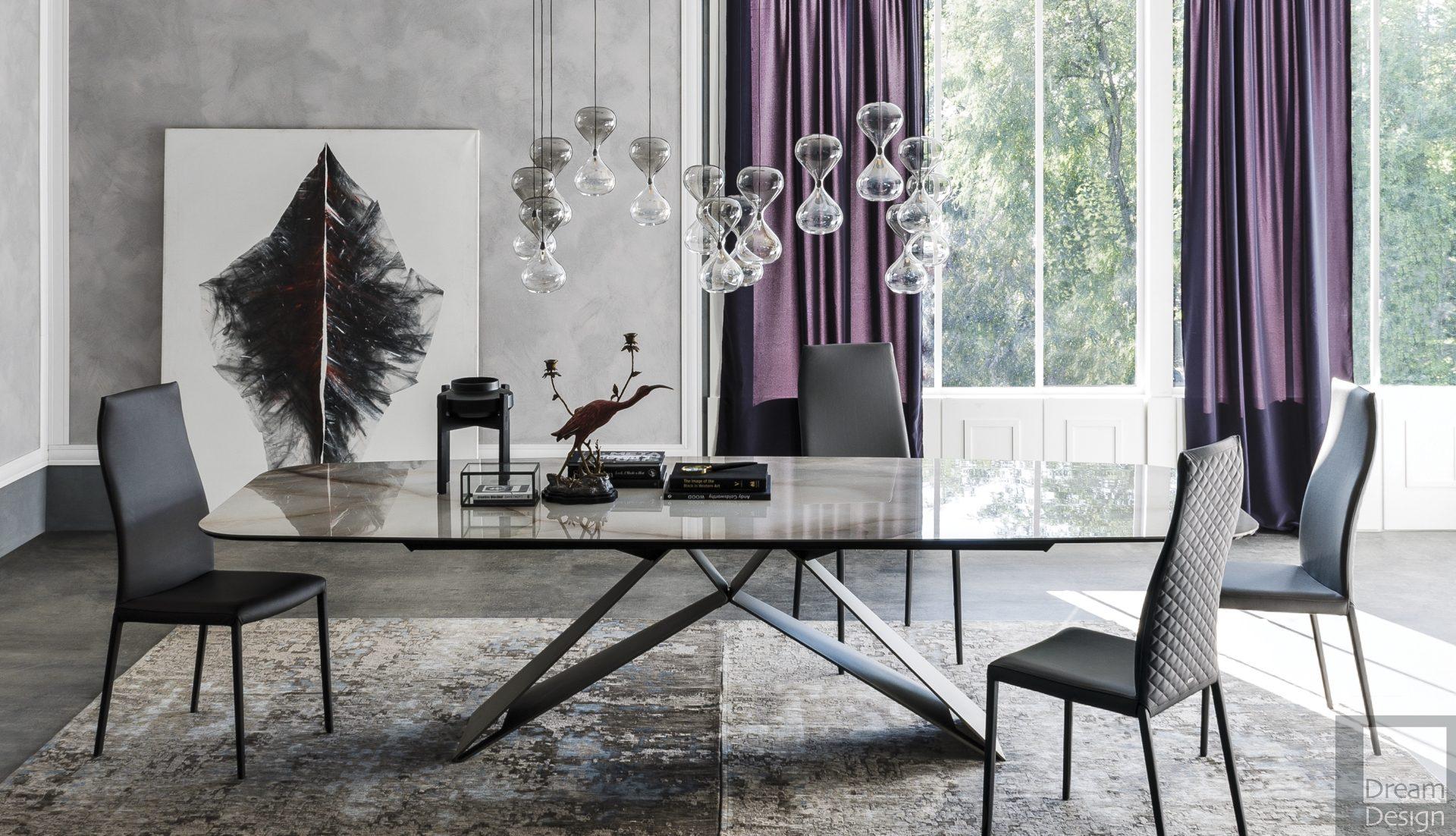 Cattelan Italia Premier Keramik Dining Table