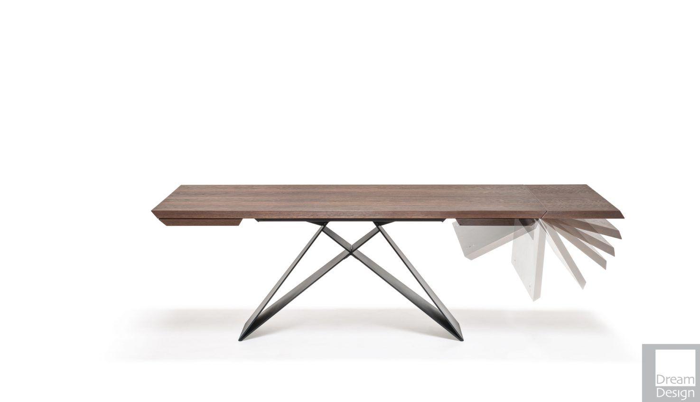 Cattelan Italia Premier Wood Drive Extendable Table