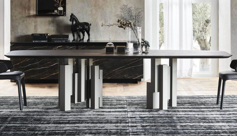 Cattelan Italia Skyline Keramik Table