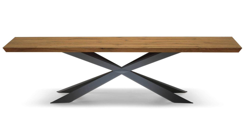Cattelan Italia Spyder Wood Table