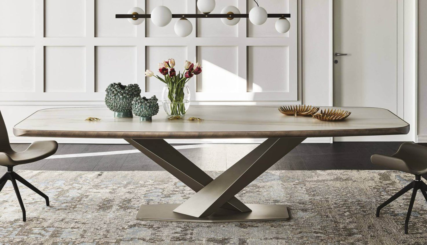 Cattelan Italia Stratos Keramik Premium Table