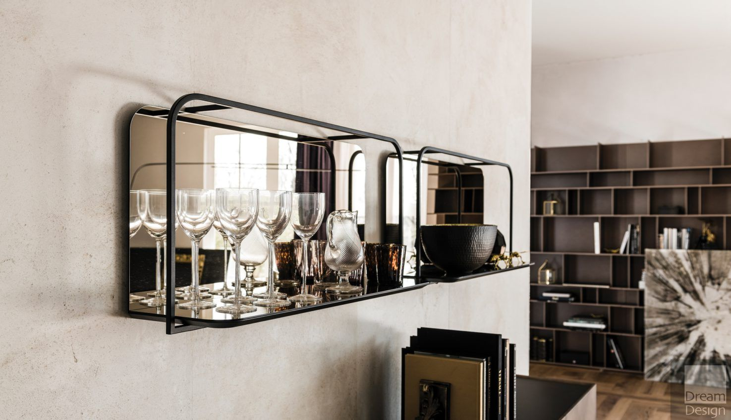 Cattelan Italia Tresor Shelf