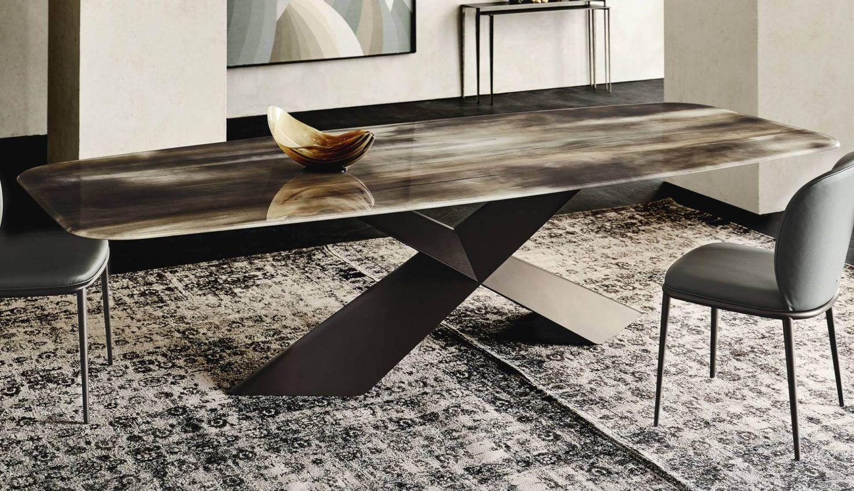 Cattelan Italia Tyron Crystalart Table