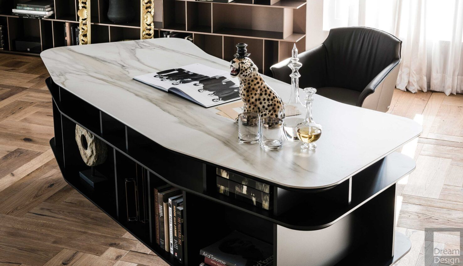 Cattelan Italia Wall Street Desk
