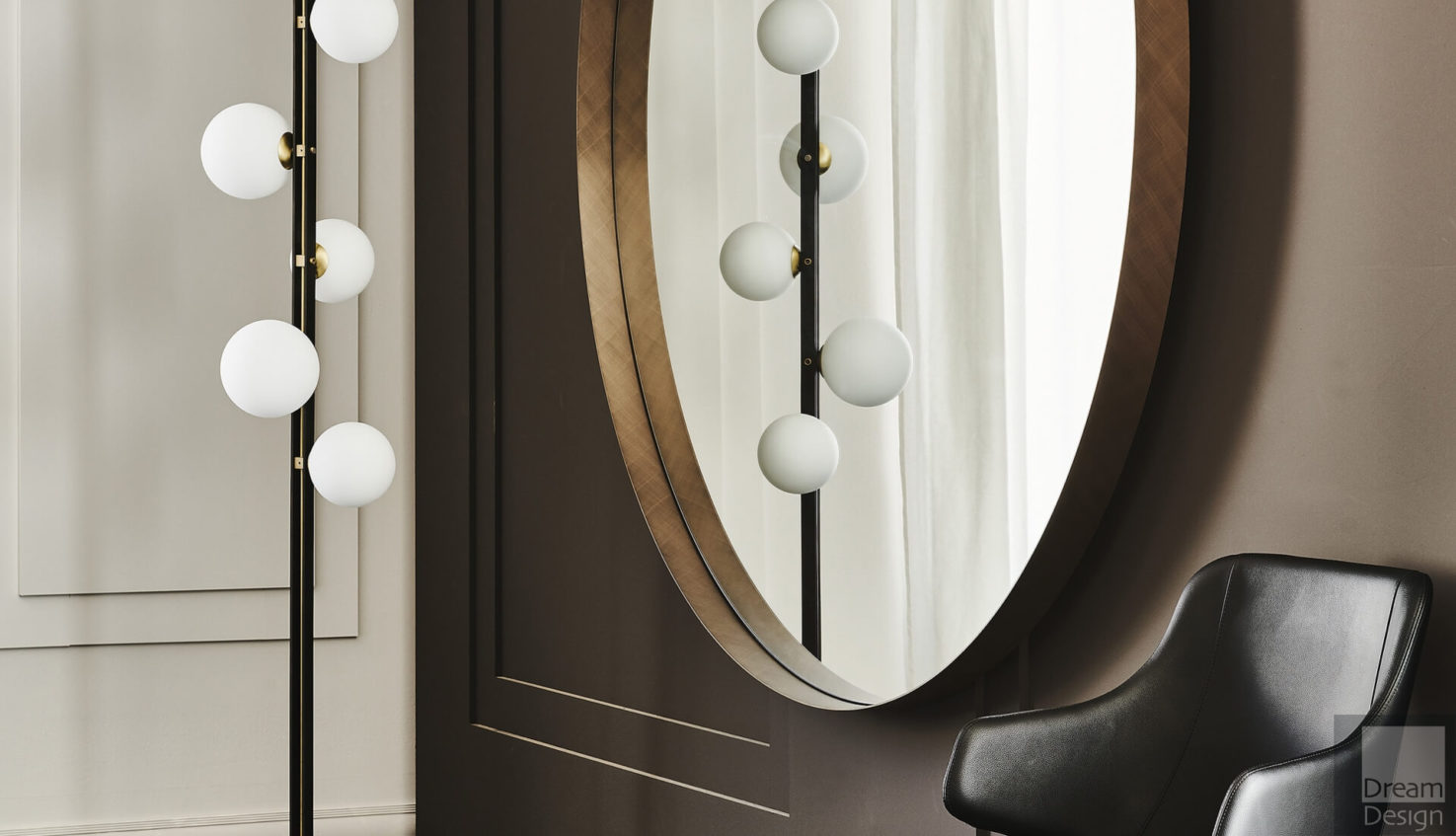 Cattelan Italia Wish Magnum Mirror