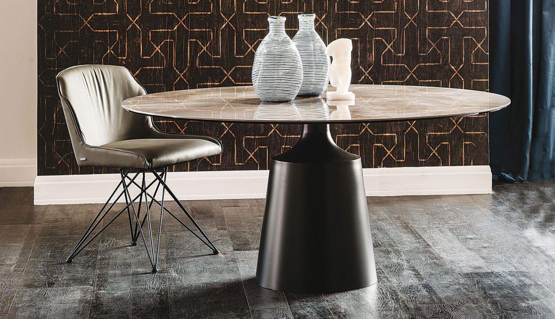 Cattelan Italia Yoda Keramik Round Table