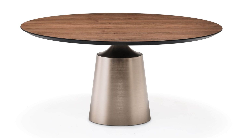 Cattelan Italia Yoda Wood Round Table