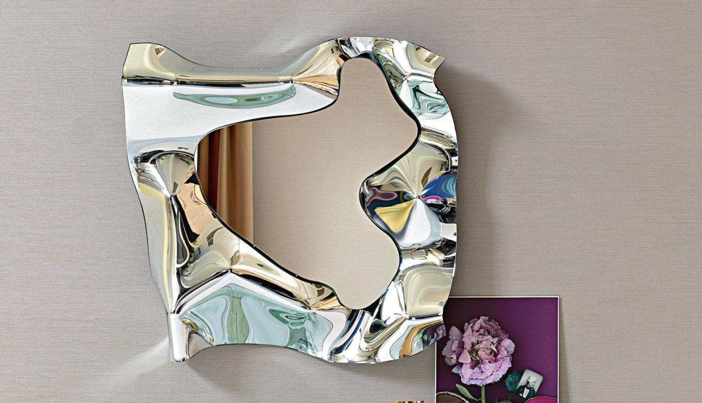 Christine Square Mirror
