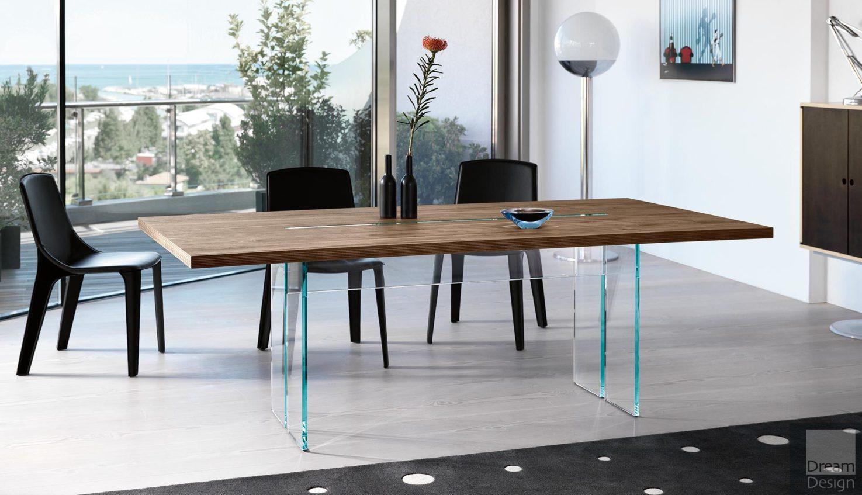 Fiam LLT Wood Table
