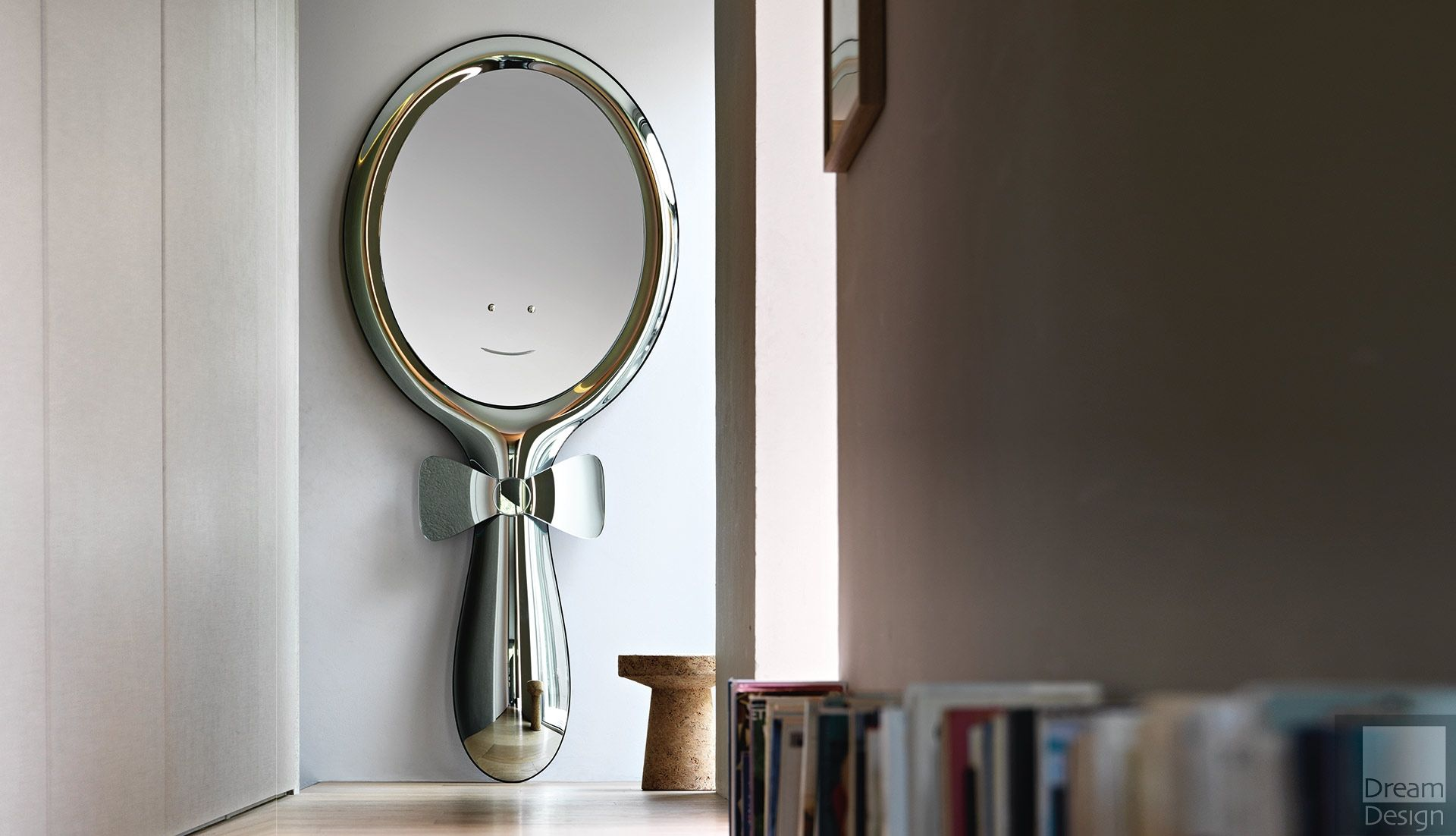 Fiam lollipop mirror by marcel wanders everything but for Mirror please