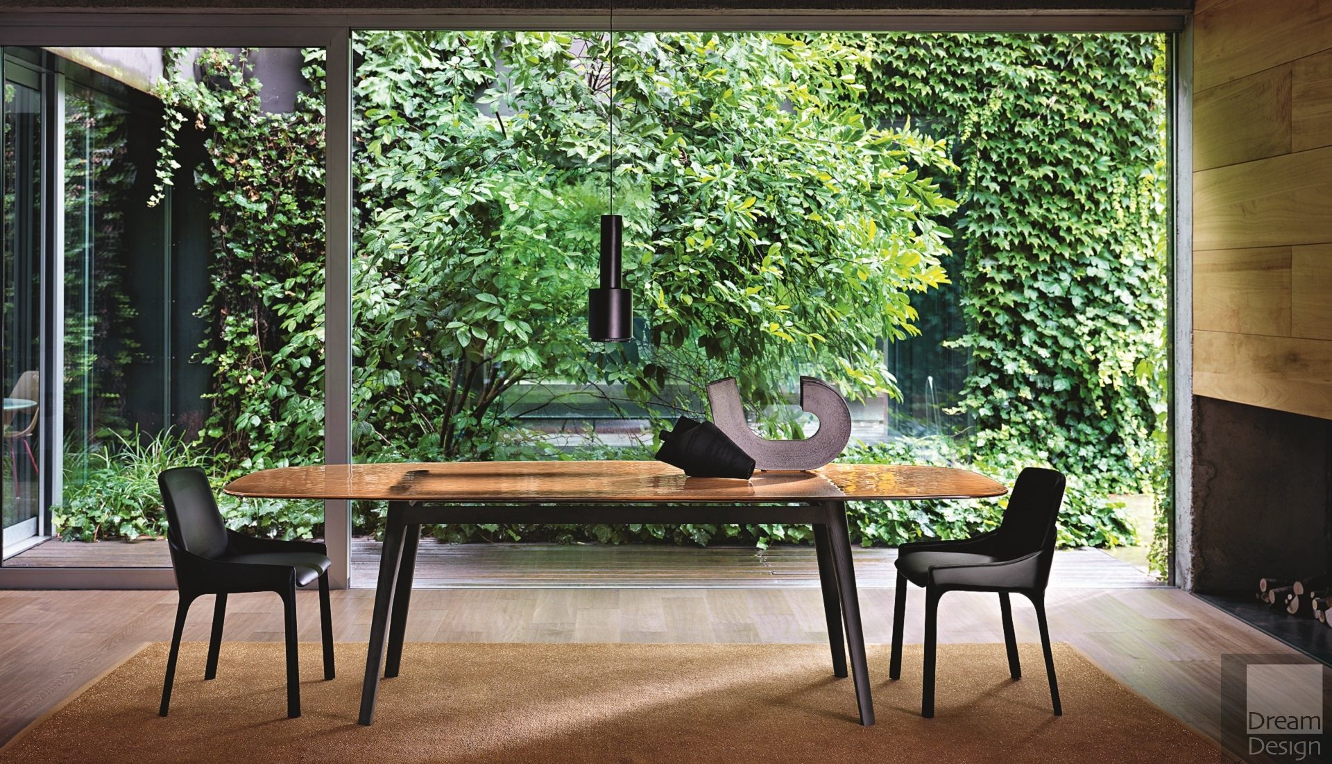 Fiam Magma Dining Table