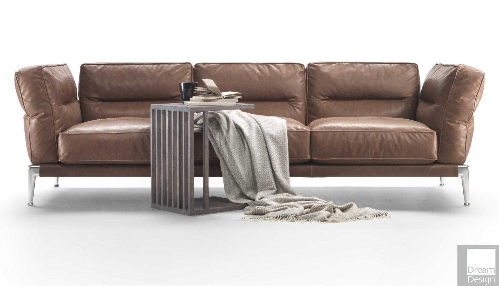 Flexform Adda 3-Seater Sofa