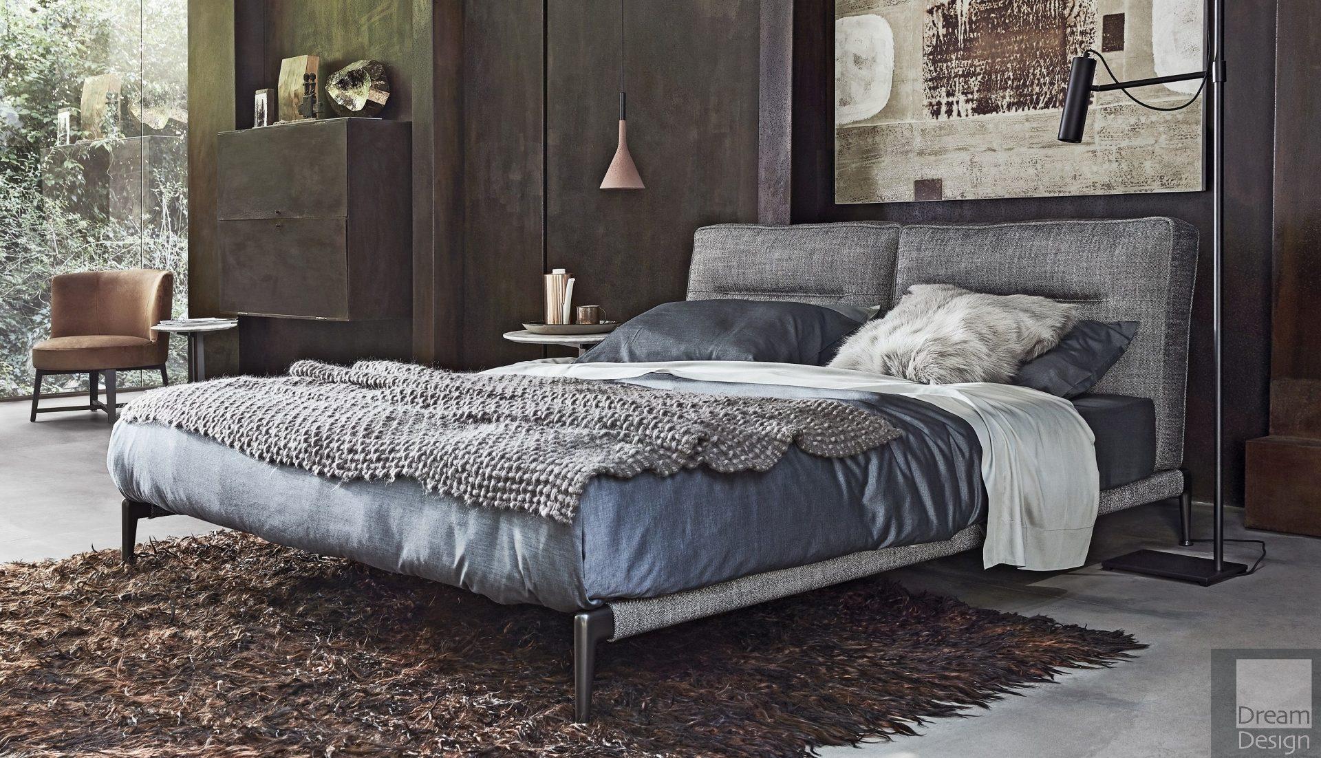Flexform Adda Bed